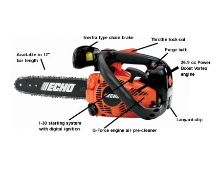 CS271T-12 Chain Saw