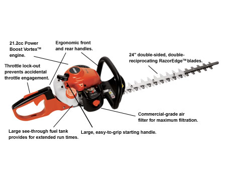 HC-155 Hedge Trimmer