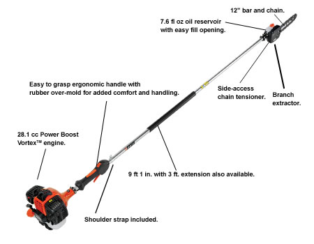 PPF-280 Power Pruner